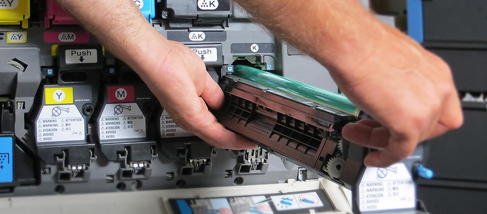 Fischer-Kopiertechnik services